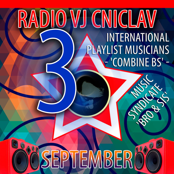 TOP100 Radio VJ CNiclav (2015 September playlist-3)